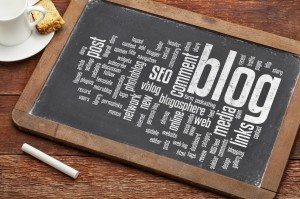 Start a Blog for Your Company