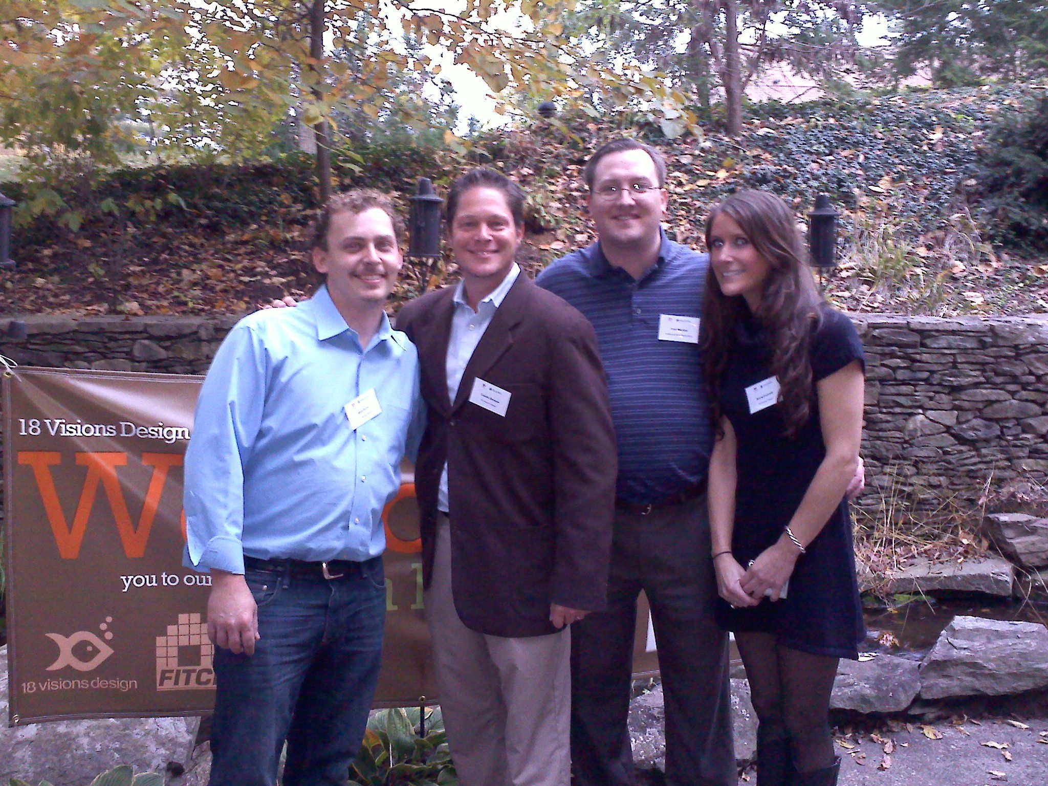 18 Visions Design Hosted a Successful Fall Open House