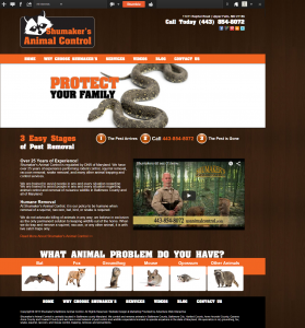 Shumaker Animal Control   Shumaker Animal Control