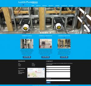 Commecial Plumbing LLoyd Plumbing Corporation Maryland