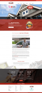 New Website Launch: Phil DiBello Family Roofing