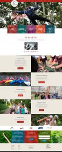 Terrapin Adventures Website Redesign