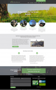 New Website Launch: Nelson Tree Specialist