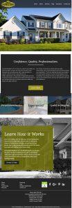 New Website Launch: Homeland Builders, LLC