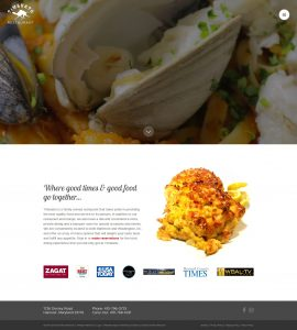Recent Website Launch: Timbuktu Restaurant