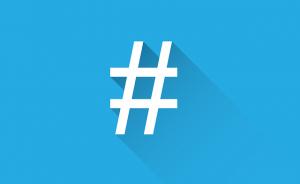 web marketing, social media marketing, hashtags
