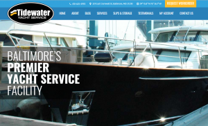 Tidewater Yacht Service