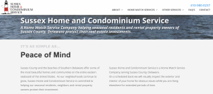 ADVP is proud to announce the latest addition to our family: Sussex Home and Condominium Service!