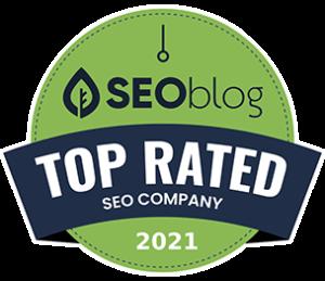 SEOblog Top Rated SEO Company 2021