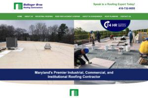Website Launch: Bollinger Bros Roofing Contractors